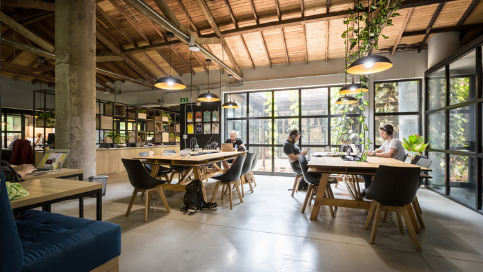 Selina Medellin Coworking space