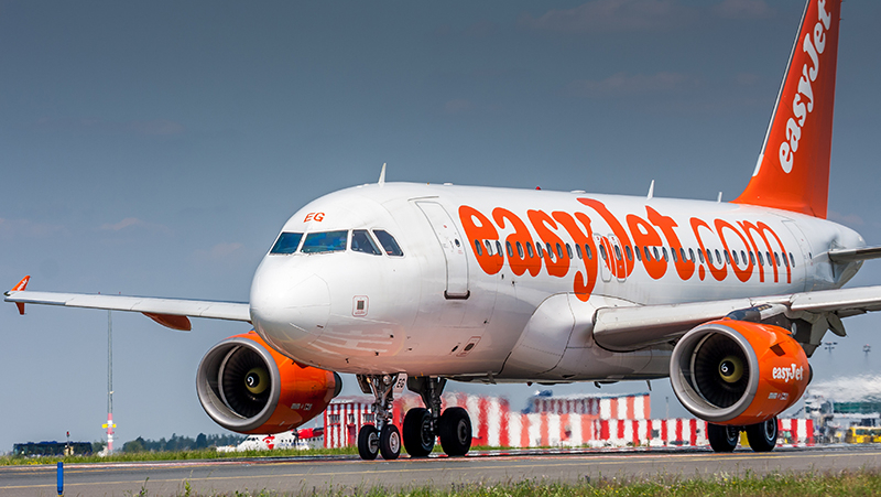 easyJet // Photo by umenie/iStock/Getty/Images/Plus/Getty/Images