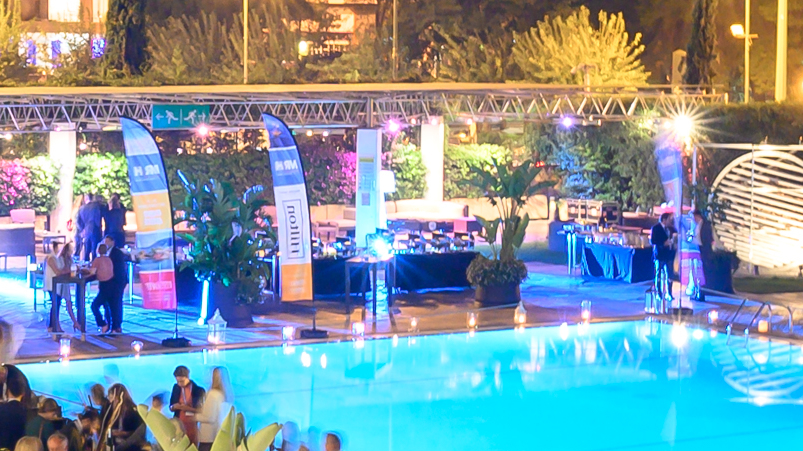 MR&H Pool Party