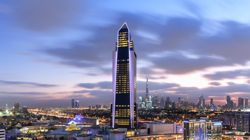Sofitel Dubai The Obelisk