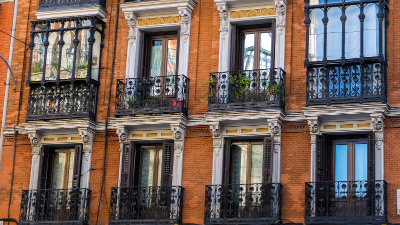 Spain building