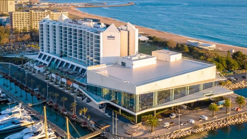 Centro Congressos Algarve NH Hotels