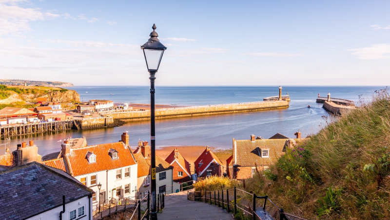 A picture of Whitby