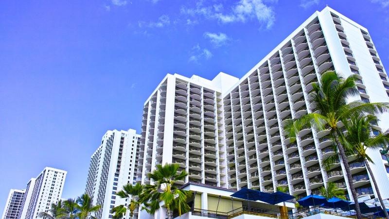 Hawaii Hotels at Waikiki Beach