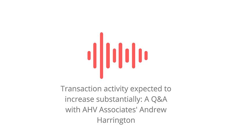 Podcast with Andrew Harrington