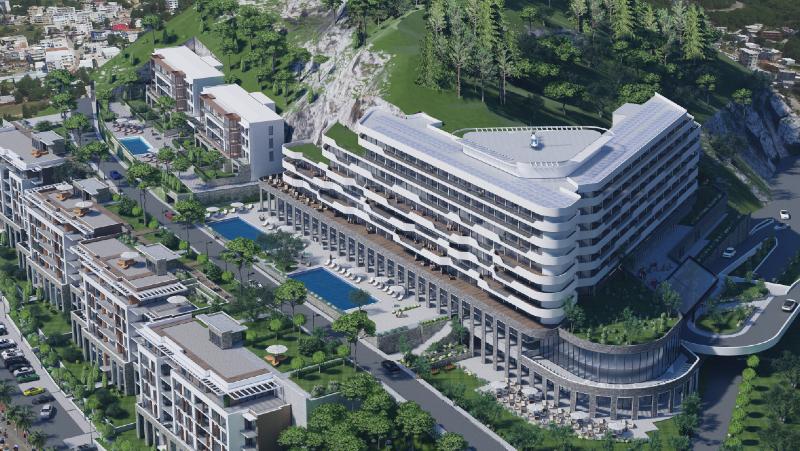 InterContinental Resort Amma, Canj – Montenegro