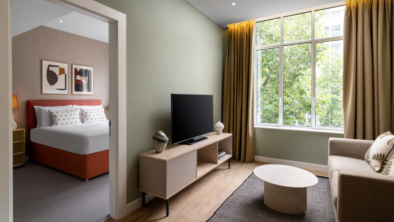 Lincoln Suites - Cycas Hospitality