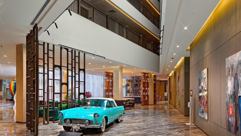 Wanda Hotels andResorts