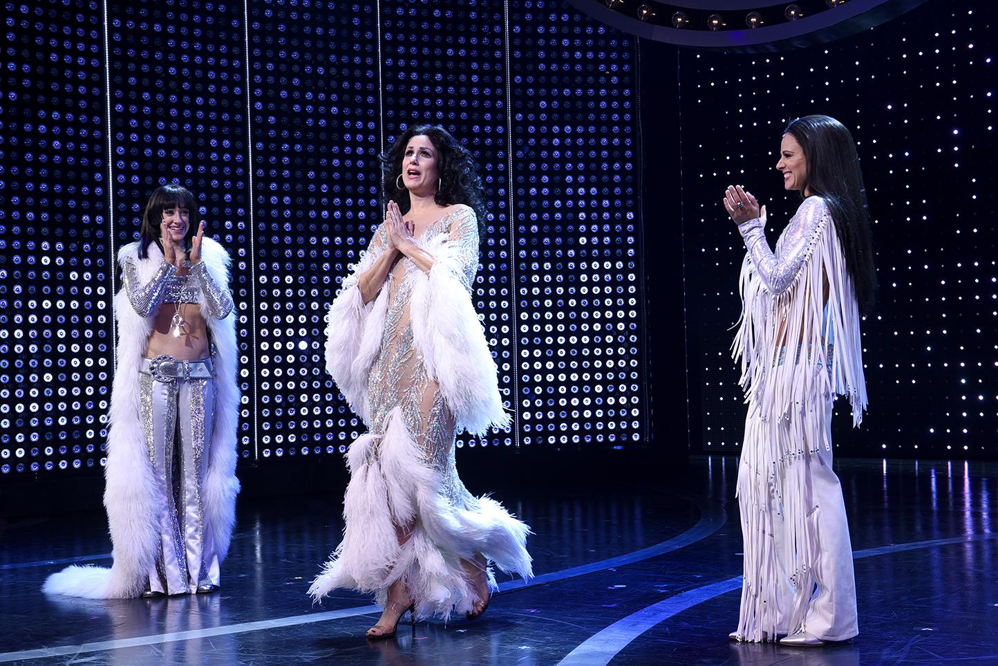 The Cher Show sound design