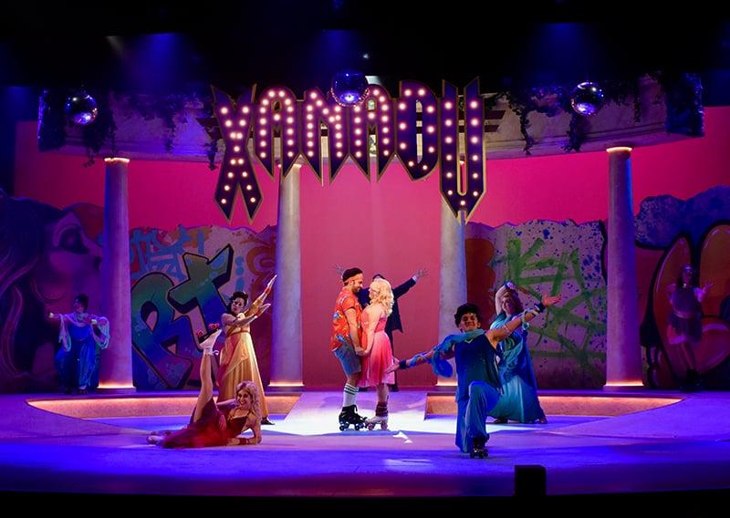 Xanadu arizona broadway theatre.jpg