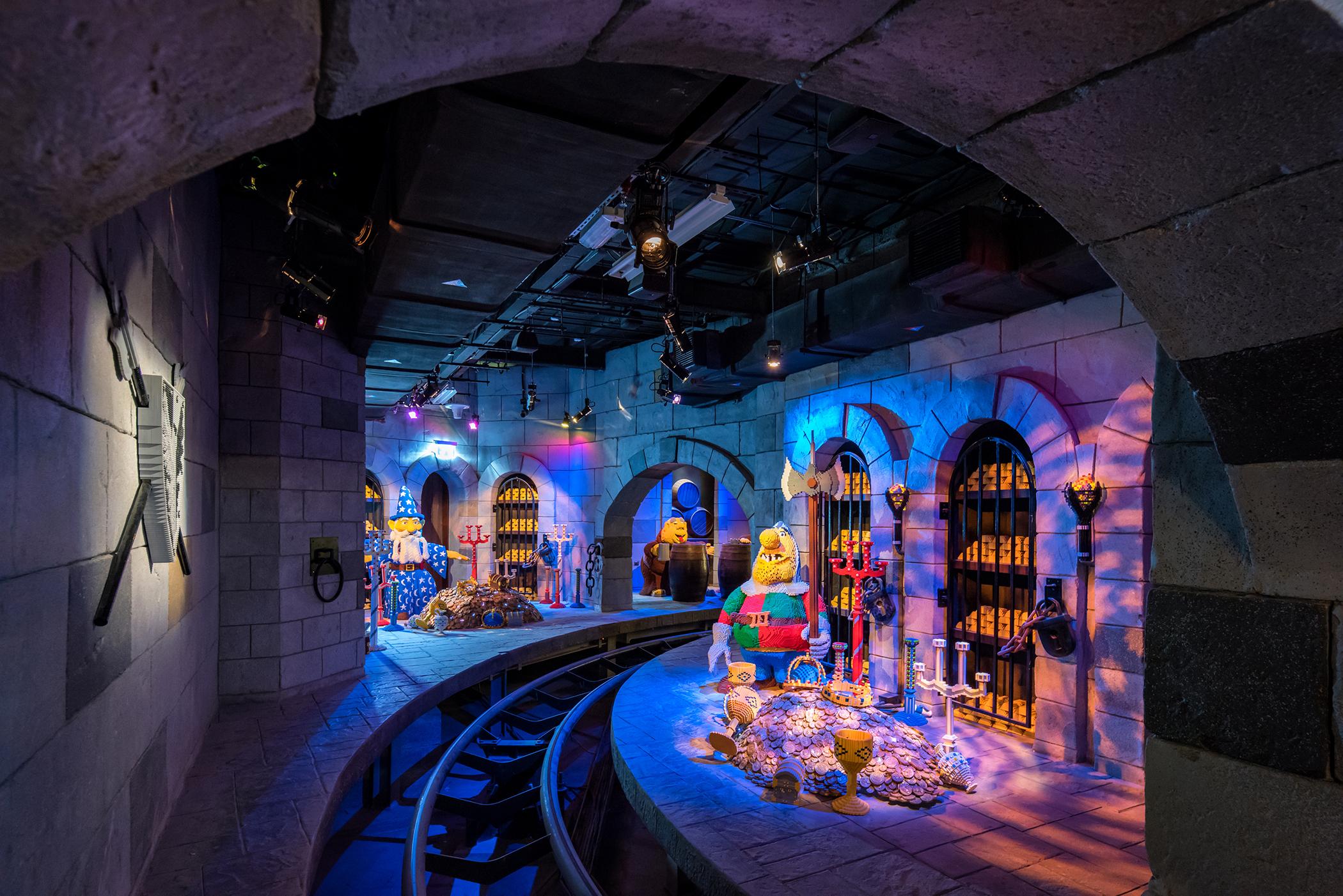 CD+M Lights Legoland's Dragon Roller Coaster ...