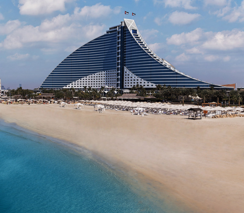 dubai s jumeirah beach hotel to undergo big renovation