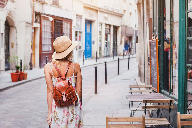 Aig Travel Women Feel Less Safe About Traveling Now Than Five Years Ago Luxury Travel Advisor