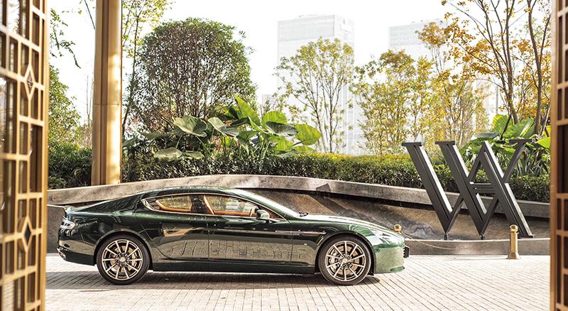 Aston Martin Lagonda And Waldorf Astoria Hotels Resorts Partner Up Luxury Travel Advisor