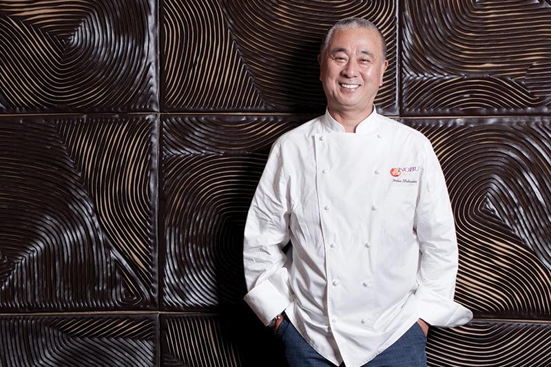 Chef Nobu Matsuhisa to Join Crystal Endeavor 2020 Sailing