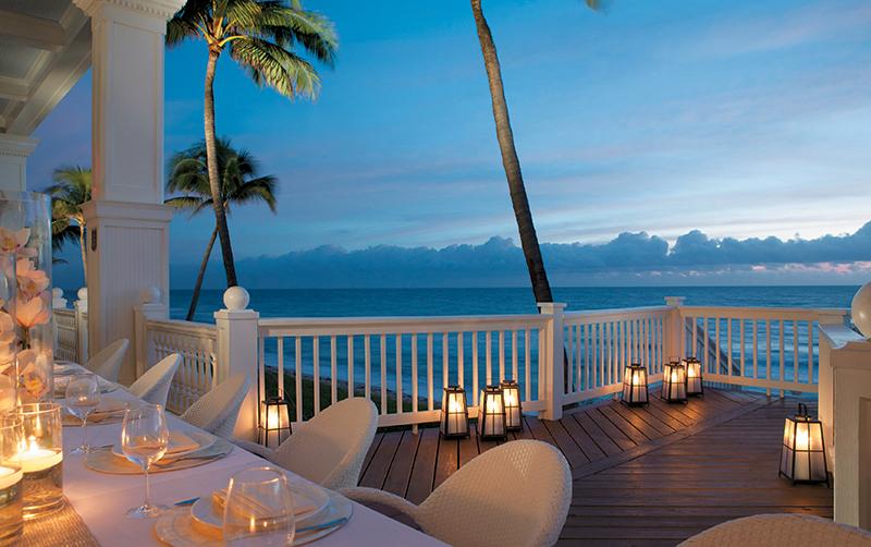 Just Back Pelican Grand Beach Resort Fort Lauderdale Luxury Travel Advisor
