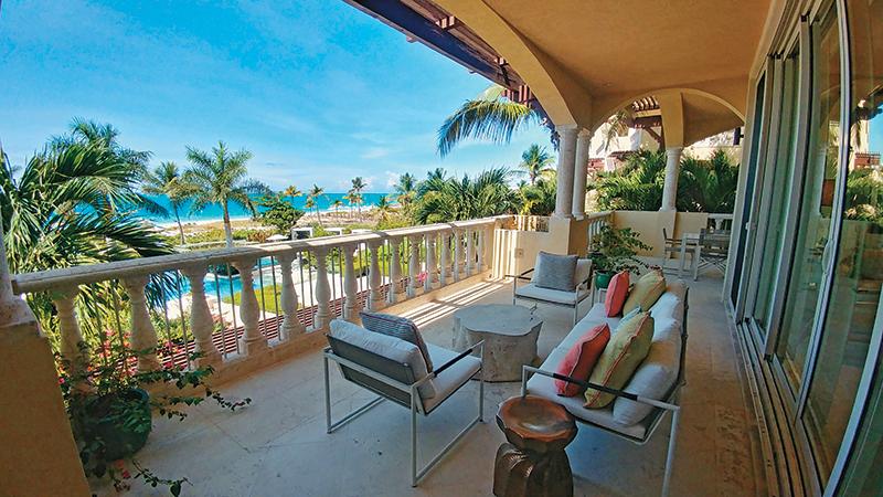 Just Back: Turks & Caicos
