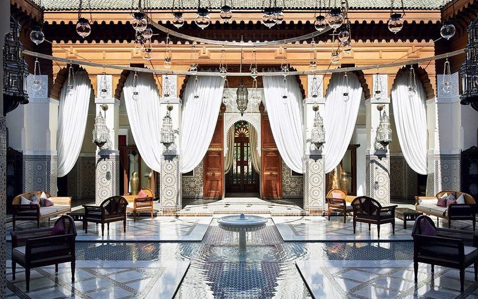 Checking Into: The Royal Mansour Marrakech | Luxury Travel Advisor