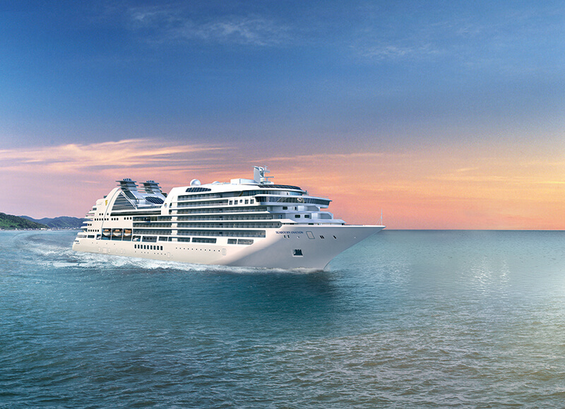 Seabourn Ovation's February 15 Sailing Cancelled