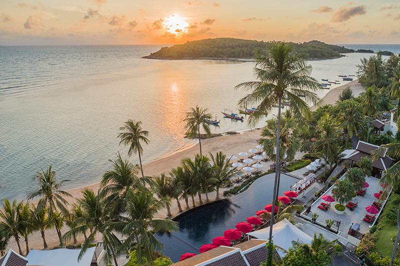 Anantara Lawana Koh Samui Resort to Reopen July 1