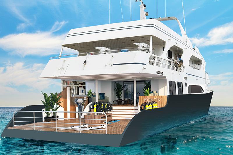 New Small-Yacht Expedition Company, Kontiki, Sets Sail This Fall
