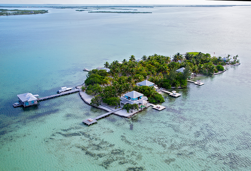 Belize Private Island Cayo Espanto to Reopen August 15