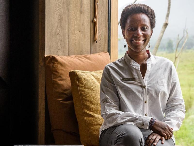 Lydia Nzayo Promoted to GM of Singita's Lodges in Rwanda
