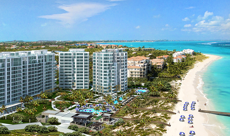 The Ritz-Carlton Debuts in Turks & Caicos