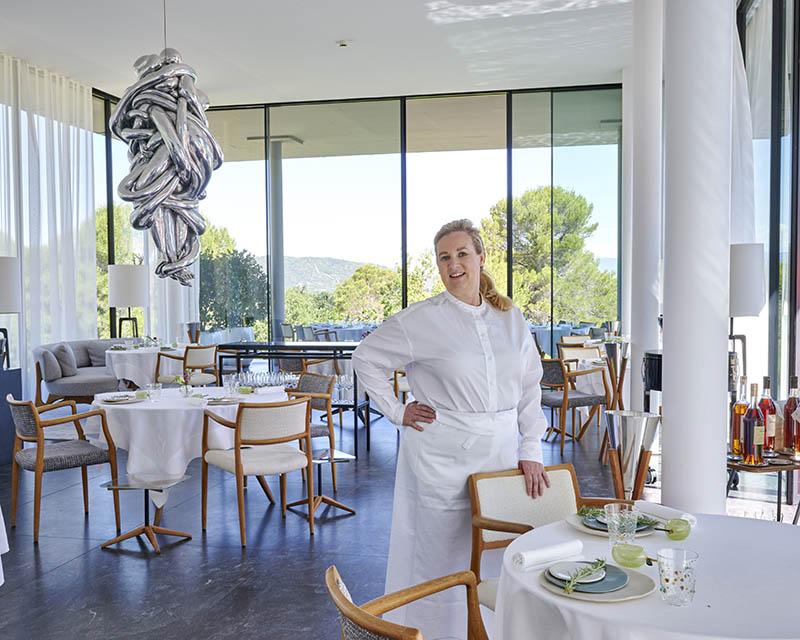 Hélène Darroze Partners With Villa La Coste