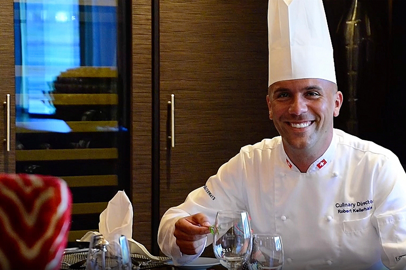 AmaWaterways First River Line Inducted Into Tables et Auberges de France