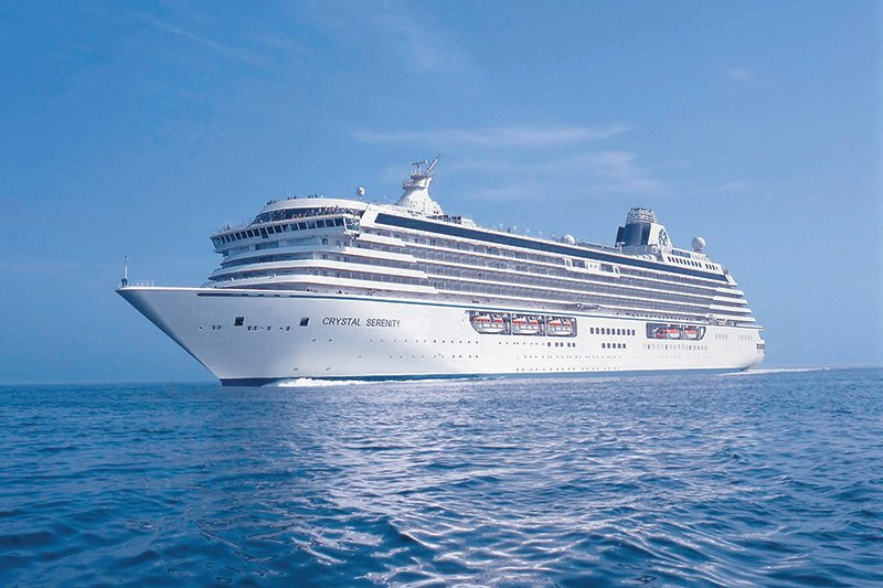 Crystal Serenity Adds Miami as Port of Call for Bahamas Voyages