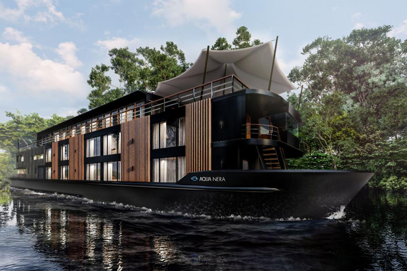 Aqua Nera Completes Inaugural Voyage in the Peruvian Amazon