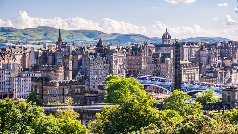 Edinburgh is currently ranked 27thin the International Congress Association (ICCA) World Rankings. // Photo by iStock-Getty_Images_Plus-bnoragitt