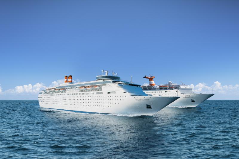 Bahamas Paradise Cruise Line ships