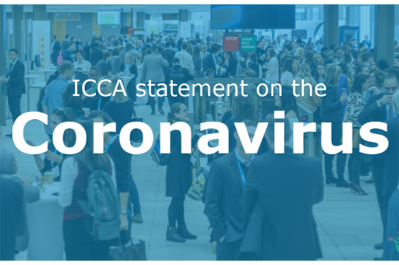 ICCA Statement on Coronavirus