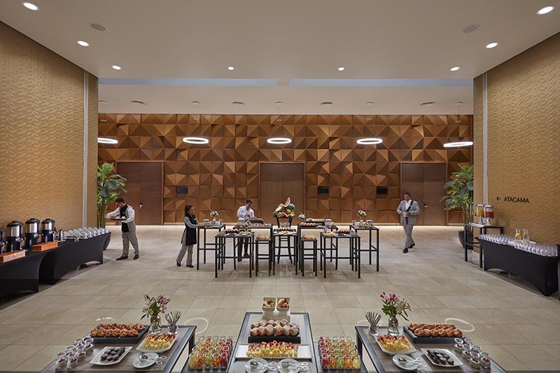 Mandarin Oriental meeting space