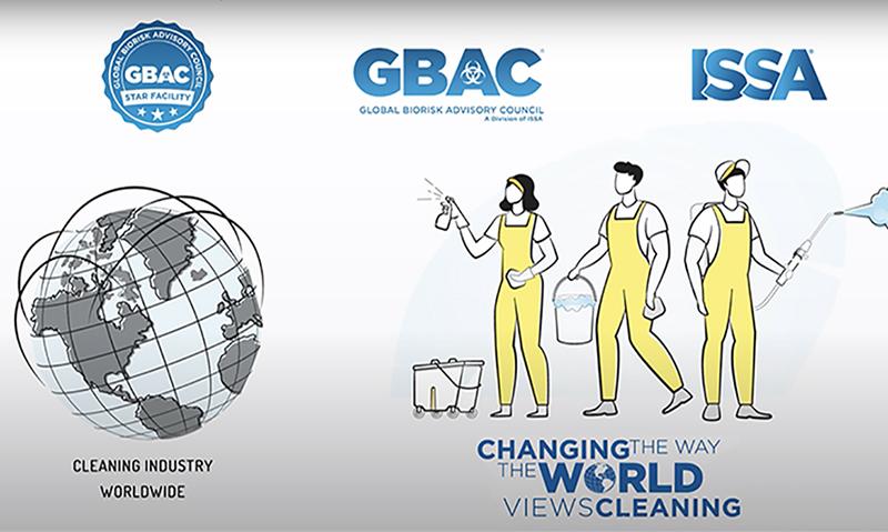 GBAC STARFacility Accreditation Program by ISSA
