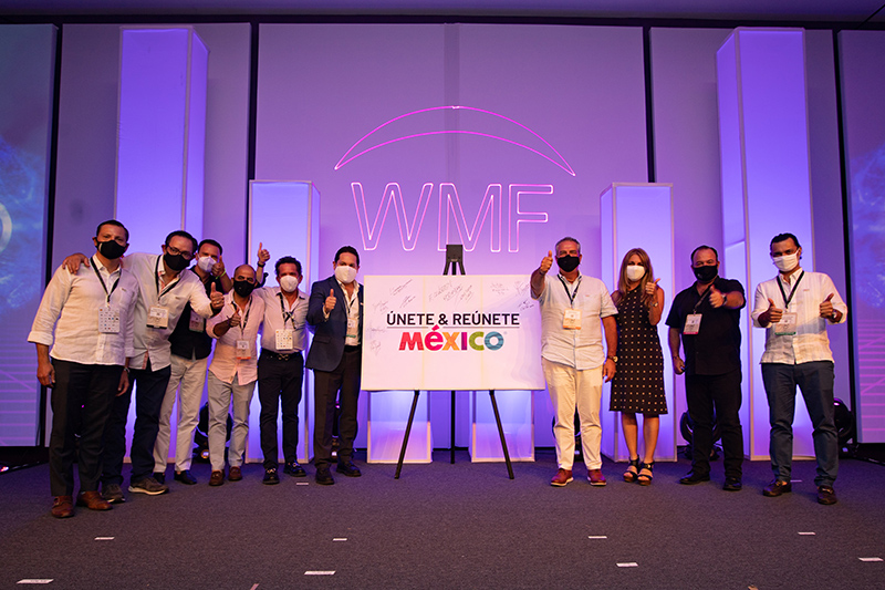 World Meetings Forum (WMF), Unite and Reunite Mexico