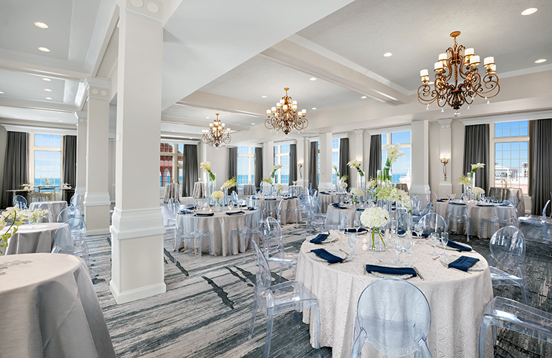 The Don CeSar's Grand Ballroom