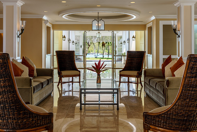 Lighthouse Pointe Lobby