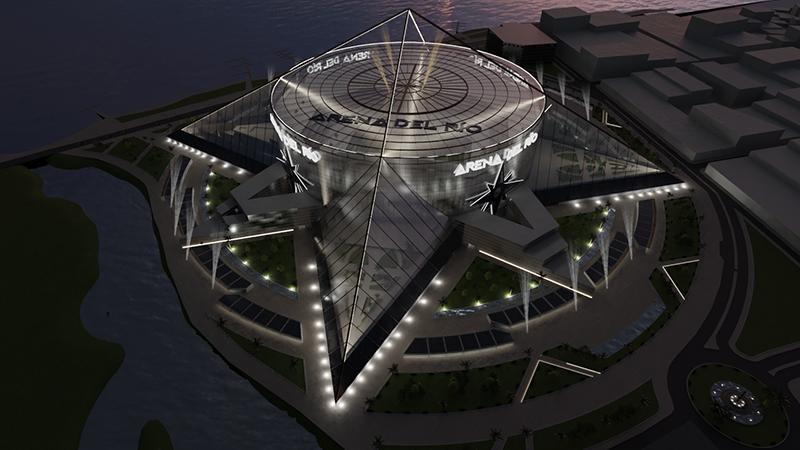 Arena Del Rio