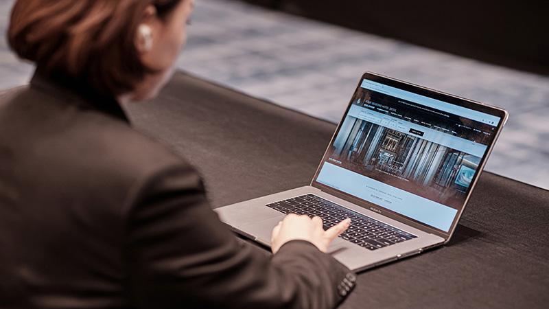 Virtual and hybrid meetings Four Seasons Hotel Seoul