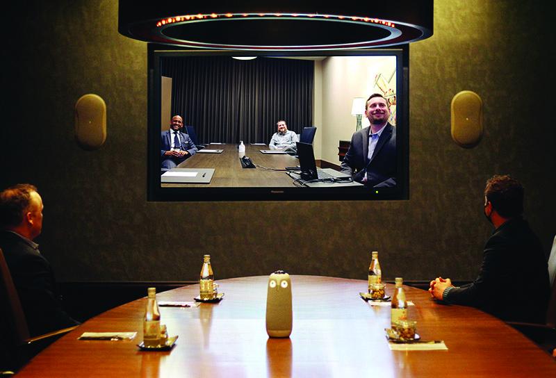 Omni Virtual Meeting