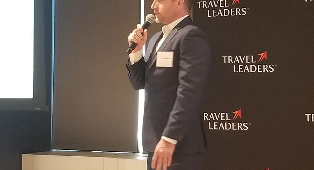 Chris Allison, Tourism Australia