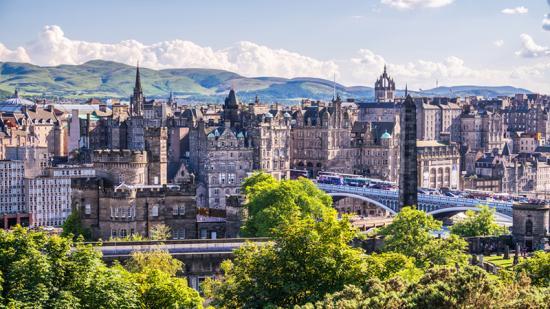 Edinburgh is currently ranked 27thin the International Congress Association (ICCA) World Rankings. // Photo by iStock-Getty_Images_Plus-bnoragitt