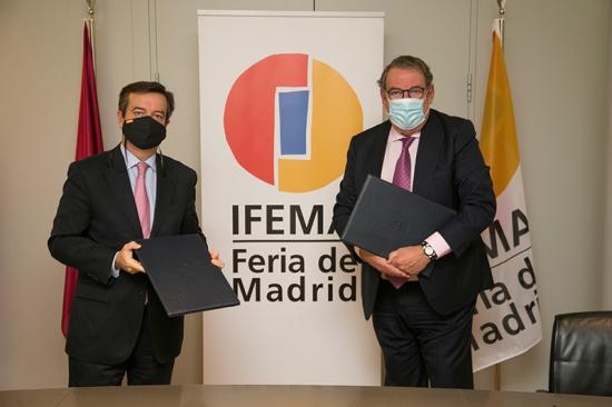 IFEMAand theInstituto Tecnológico Hotelero (ITH) collaborate for FITUR