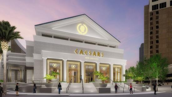 PRNewsfoto/Caesars Entertainment, Inc.