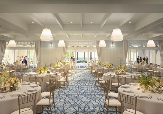 The Seabird Resort, a Destination Hotel ballroom