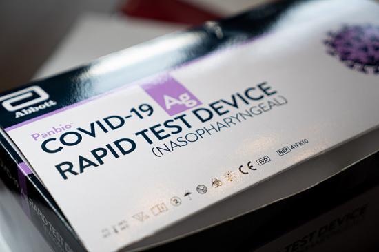 COVID Rapid test