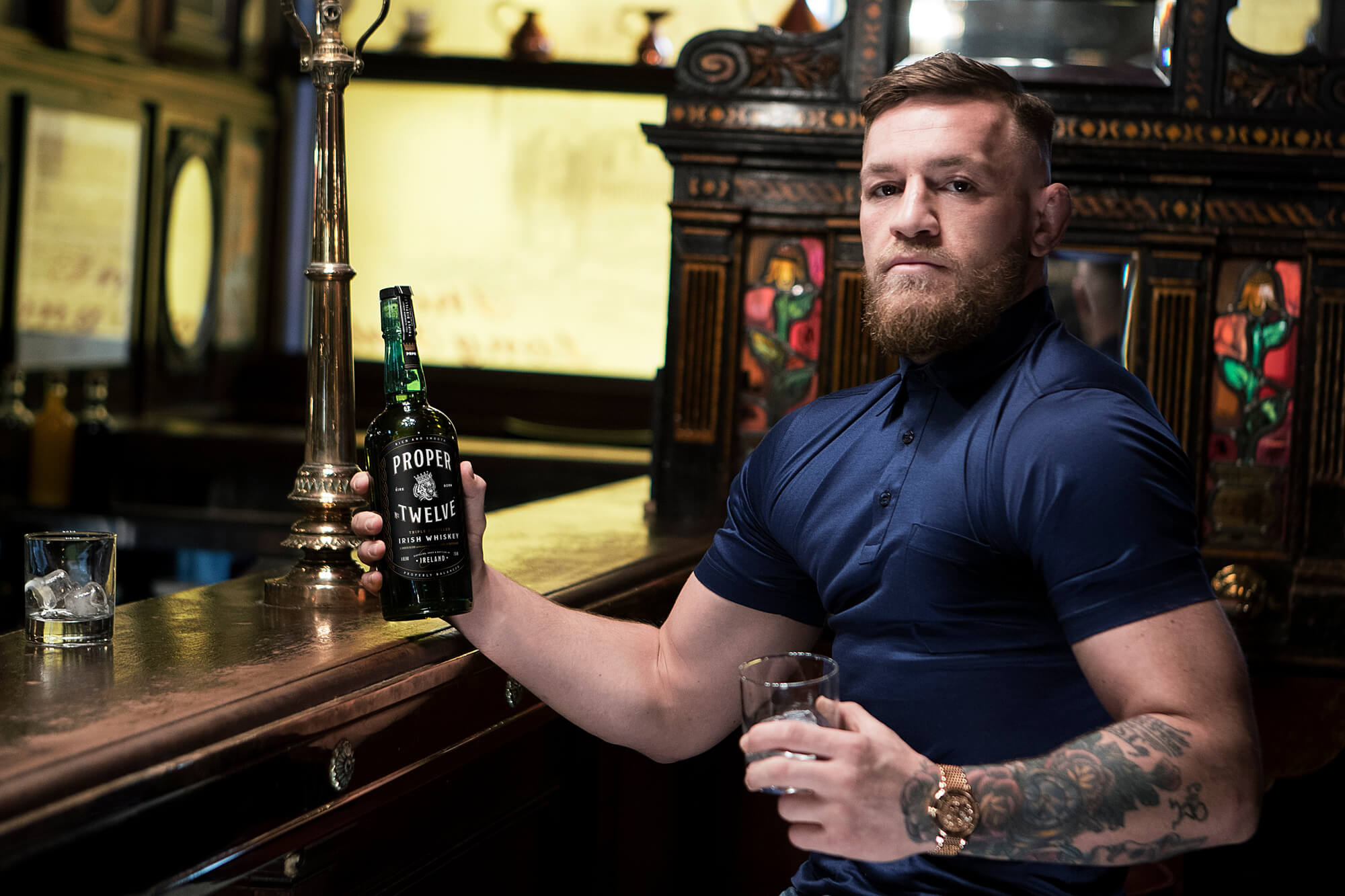 Conor McGregor Announces $1M Proper No. Twelve Donation to Tunnel to Towers Foundation | Nightclub & Bar Digital